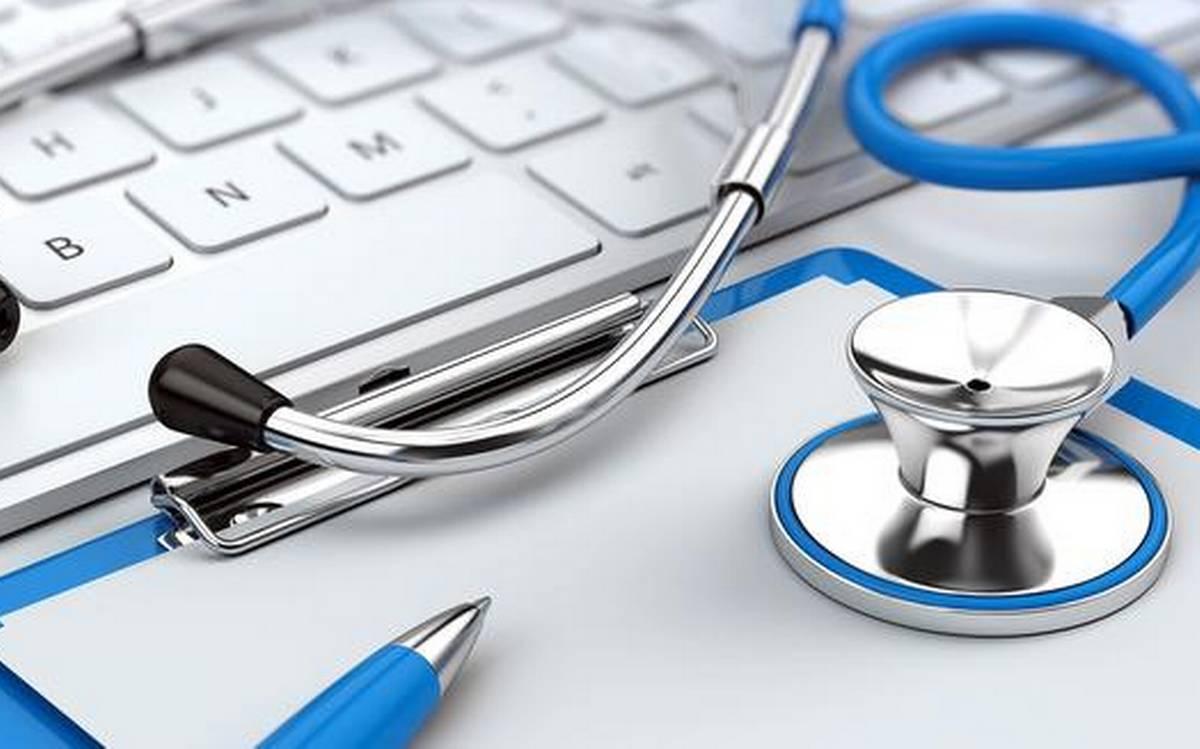 Krankenversicherung-Anführungsstriche